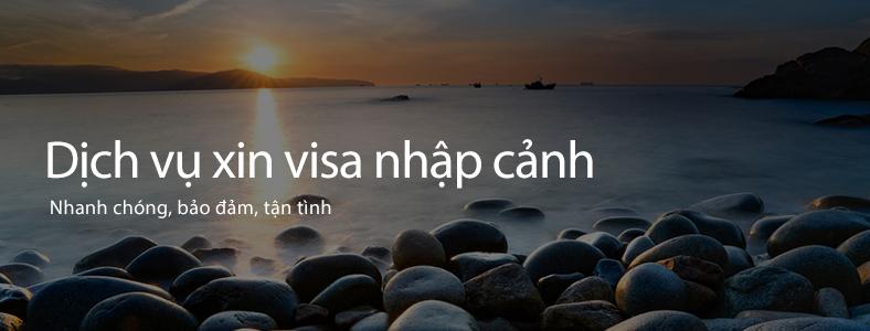 Dịch vụ visa Việt Nam